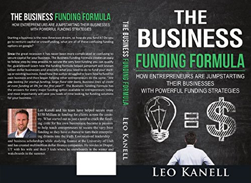 Introducing the BUSINESS FUNDING FORMULA book