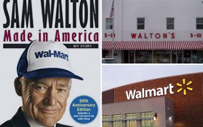 How Sam Walton Built Walmart with Smart Financing
